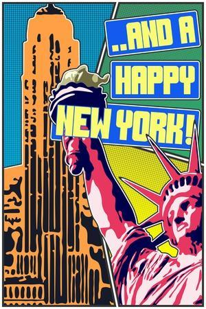 And A Happy New York