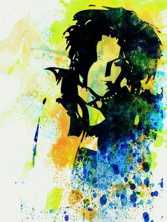 Legendary Ani Difranco Watercolor