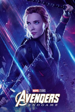 Avengers: Endgame - Black Widow