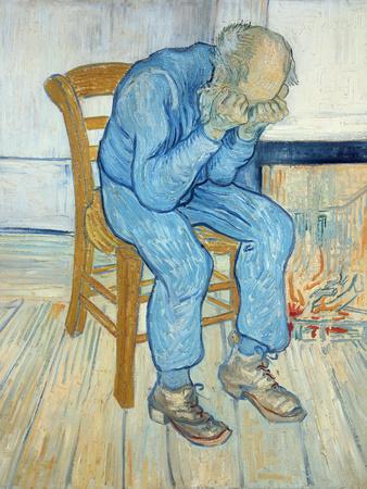 Old Man in Sorrow, 1890