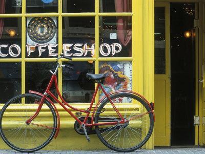 Coffee Shop, Amsterdam, Netherlands