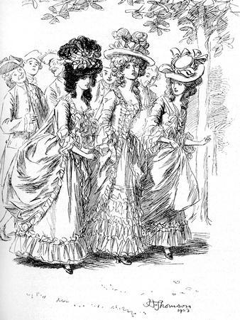 Evelina' by Frances Burney