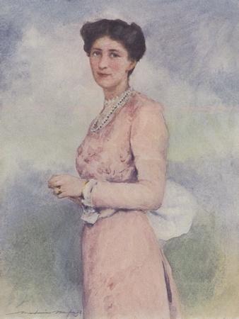 Mary Curzon Baroness of Kedleston