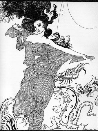 'Ligeia' by Edgar Allan Poe