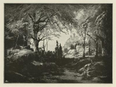 The Woodland Glade in Tannhäuser