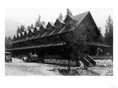 The Inn, Rainier National Park - Rainier National Park