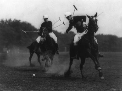 War Department Polo Association Match Photograph - Washington, DC
