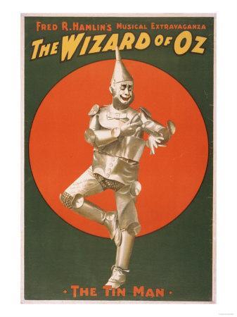 """The Wizard of Oz"" Musical Theatre Poster No.2"