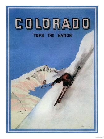 Colorado - Tops the Nation