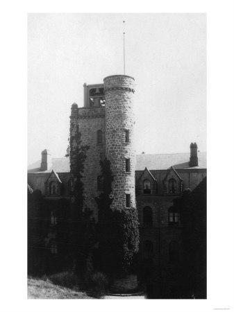 Exterior View of Chimes Tower - San Anselmo, CA