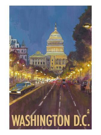 Washington DC, The Capitol Building