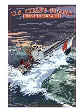 U.S. Coast Guard - 44 Foot Motor Life Boat