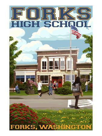 Fork High School, Washington