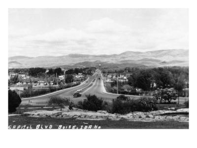 Boise, Idaho - Capitol Boulevard