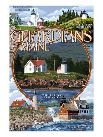 Guardians of Maine - Curtis Island Center