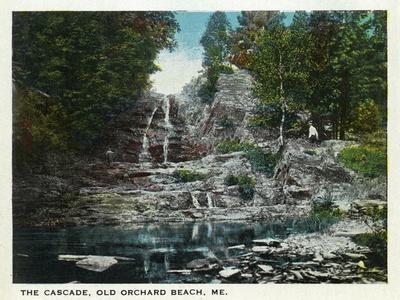 Old Orchard Beach, Maine - The Cascade