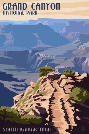 South Kaibab Trail - Grand Canyon National Park