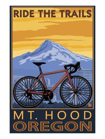 Mt. Hood, Oregon - Ride the Trials