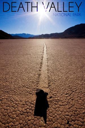 Death Valley National Park - Racetrack at Day