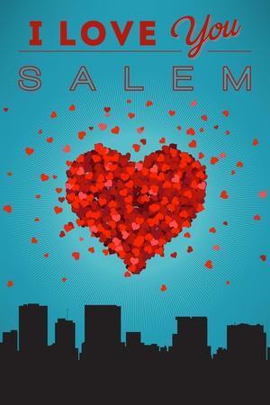 I Love You Salem, Oregon