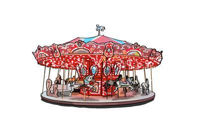 Carousel - Icon