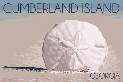 Cumberland Island, Georgia - Sand Dollar