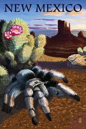 New Mexico - Blond Tarantula