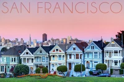 San Francisco, California - Pink Ladies