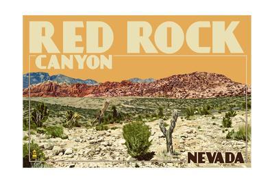 Red Rock Canyon - Las Vegas, Nevada