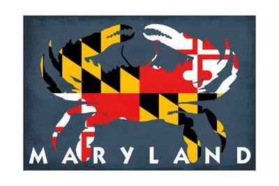 Maryland - Crab Flag
