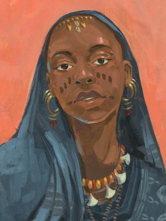 Wodaabe Woman I