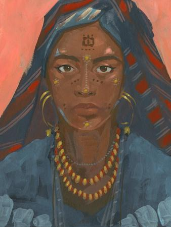 Wodaabe Woman II