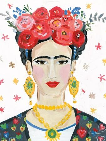 Homage to Frida Bright