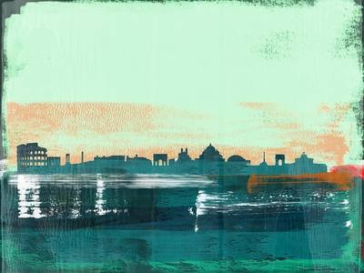 Rome Abstract Skyline I