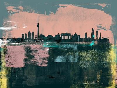 Berlin Abstract Skyline II