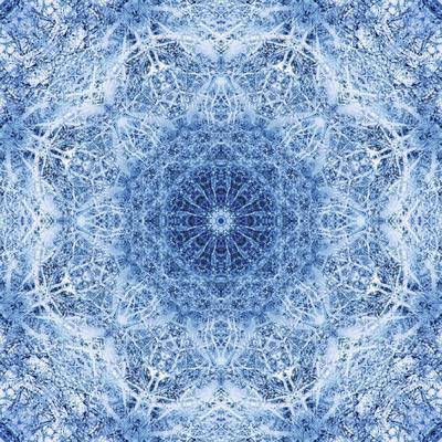 Colorful kaleidoscope.