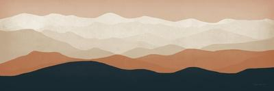 Terra Cotta Sky Mountains