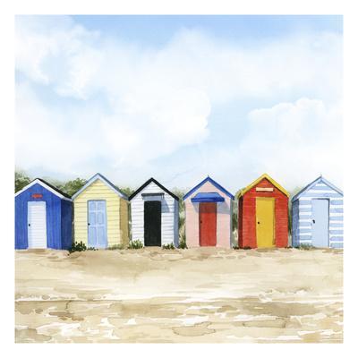 Beach Huts I