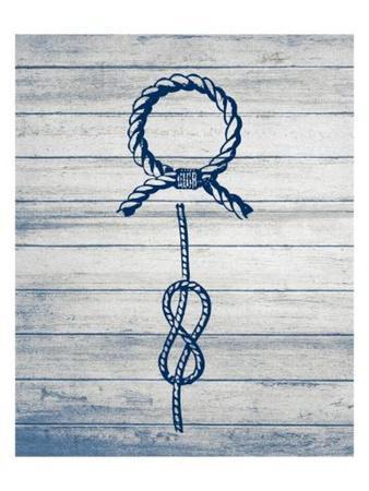 Nautical Knots Blue 1