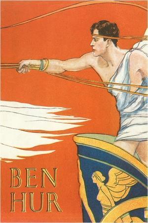 Poster for Ben Hur