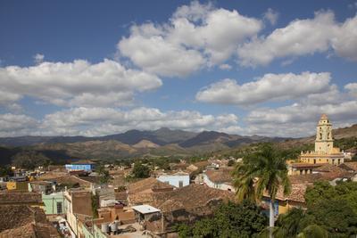 Cuba, Trinidad, UNESCO World Heritage Site.
