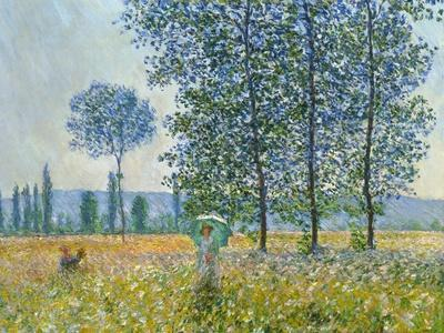 Fields in Spring, 1887