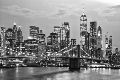 Black Manhattan Collection - New York by Night