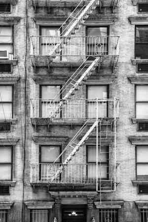 Black Manhattan Collection - NYC Facade