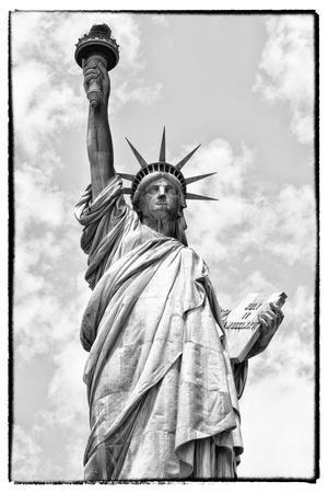 Black Manhattan Collection - Liberty I