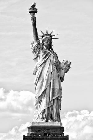Black Manhattan Collection - Statue of Liberty I