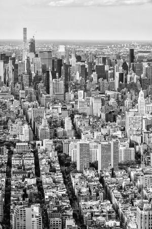 Black Manhattan Collection - Cityscape