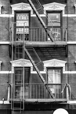 Black Manhattan Collection - New York Facade