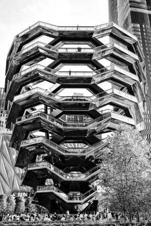 Black Manhattan Collection - The Vessel Hudson Yards
