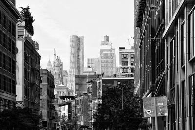 Black Manhattan Collection - NYC Architecture